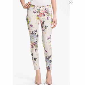 Ted Baker Floral Jeans